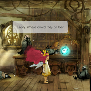 Child of Light Xbox One Story