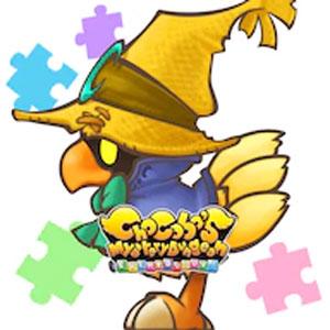 Chocobo's Mystery Dungeon EVERY BUDDY Buddy Chocobo Black Mage