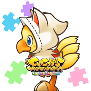Chocobo's Mystery Dungeon EVERY BUDDY Buddy Chocobo White Mage