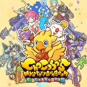 Buy Chocobo's Mystery Dungeon EVERY BUDDY PS4 Compare Prices