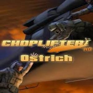 Choplifter HD Ostrich Chopper