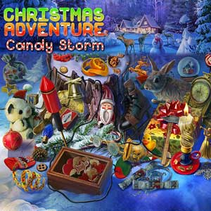 Christmas Adventure Candy Storm