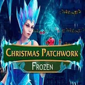 Christmas Patchwork Frozen