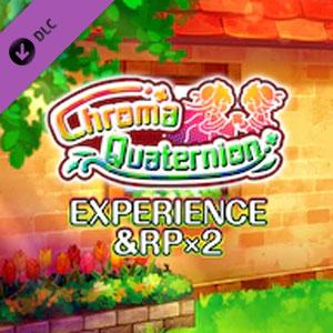 Chroma Quaternion Experience & RP x2