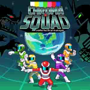 Buy Chroma Squad CD Key Compare Prices