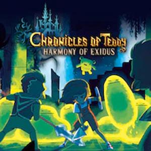 Chronicles of Teddy Harmony of Exidus