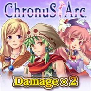 Chronus Arc Damage x2