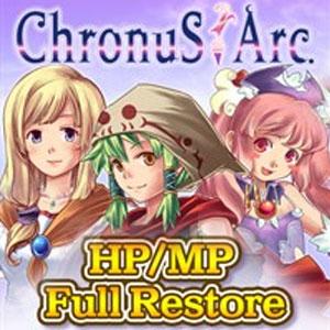 Chronus Arc Full Restore