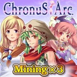 Chronus Arc Mining x3