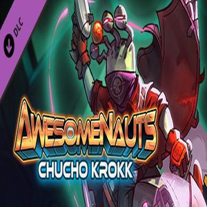 Chucho Krokk Awesomenauts Character