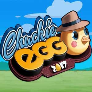 Chuckie Egg 2017