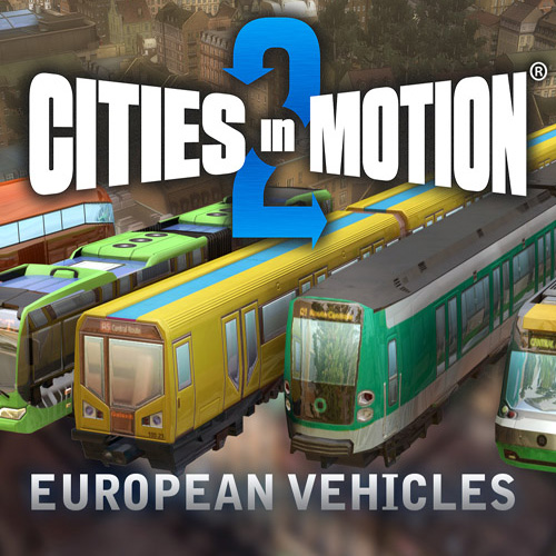 Cities In Motion 2 European Vehicle Pack