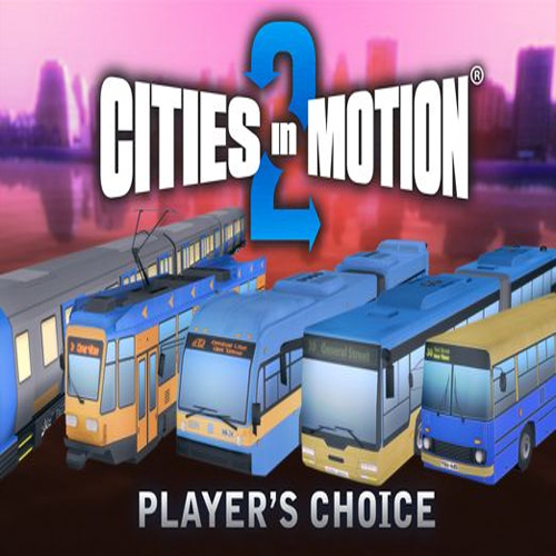 Buy Cities In Motion 2 Players Choice Vehicle Pack CD Key Compare Prices