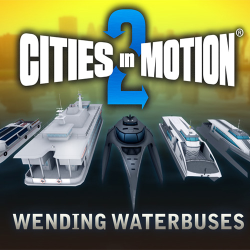 Cities in Motion 2 Wending Waterbuses