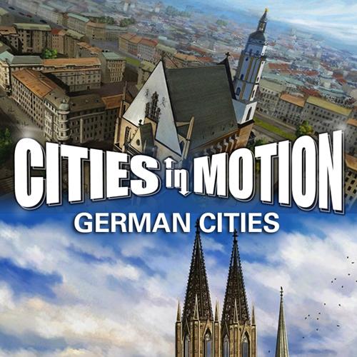 Cities in Motion German Cities