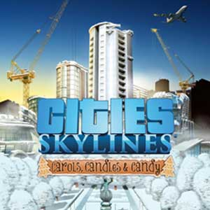 Cities Skylines Carols Candles and Candy