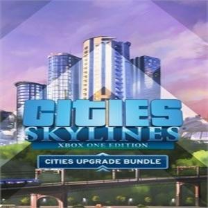 Cities Skylines Cities Upgrade Bundle