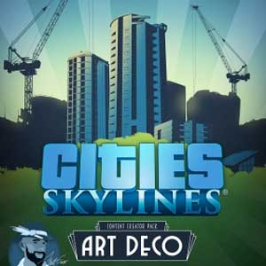 Buy Cities Skylines Content Creator Pack Art Deco CD Key Compare Prices
