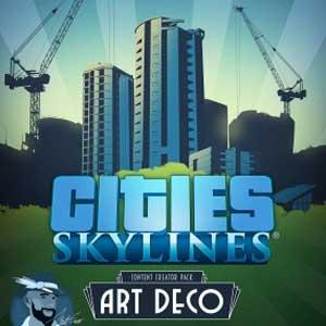 Cities Skylines Content Creator Pack Art Deco