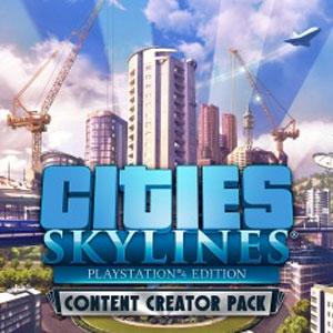 Cities Skylines Content Creator Pack