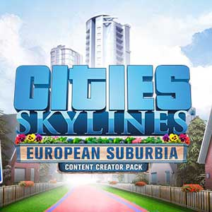 Cities Skylines Content Creator Pack European Suburbia