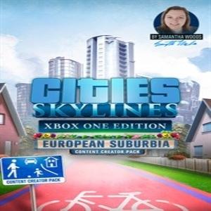 Cities Skylines European Suburbia