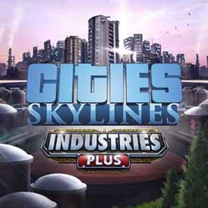 Cities Skylines Industries Plus