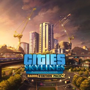 Cities Skylines Radio Station Pack 2