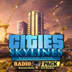 Cities Skylines Radio Station Pack