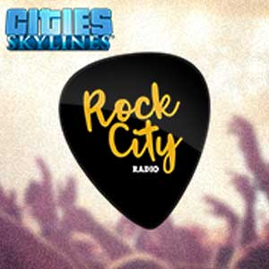 Buy Cities Skylines Rock City Radio CD Key Compare Prices
