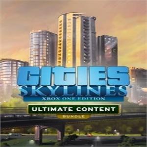Cities Skylines Ultimate Content Bundle