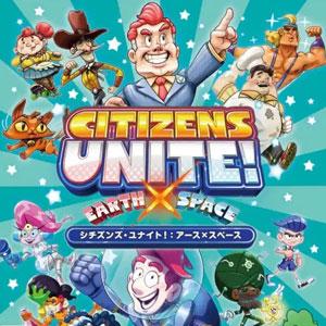 Citizens Unite Earth x Space