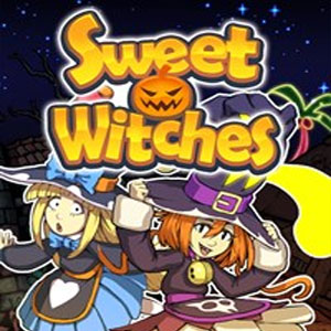 Citrouille Sweet Witches