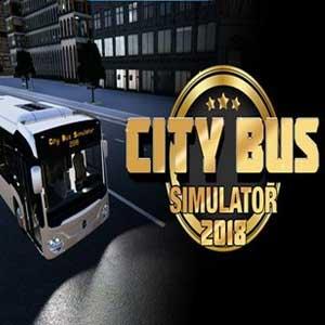 Buy City Bus Simulator 2018 CD Key Compare Prices
