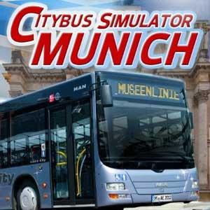 City Bus Simulator Munich