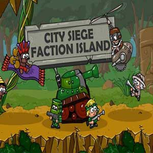 Buy City Siege Faction Island CD Key Compare Prices