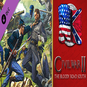Civil War 2 The Bloody Road South