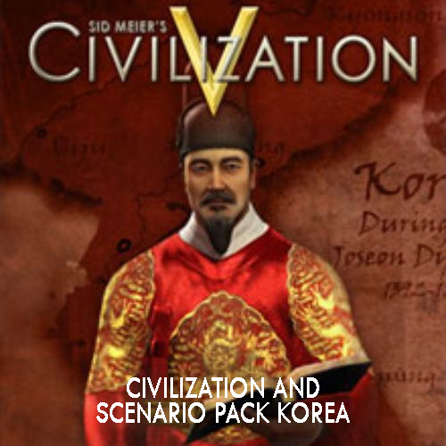Buy Civilization 5 Civilization and Scenario Pack Korea CD Key Compare Prices