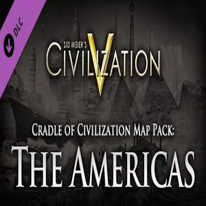 Civilization 5 Cradle of Civilization Map Pack Americas