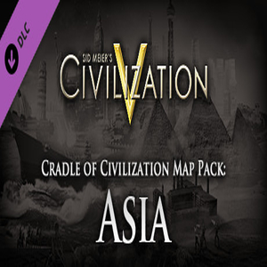 Civilization 5 Cradle of Civilization Map Pack Asia