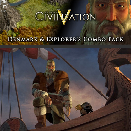 Buy Civilization 5 Denmark and Explorers Combo Pack CD Key Compare Prices