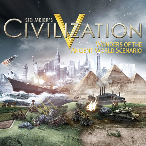 Buy Civilization 5 Wonders of the Ancient World Scenario CD Key Compare Prices