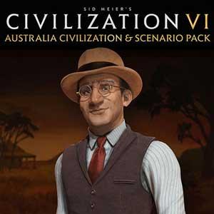 Civilization 6 Australia Civilization & Scenario Pack