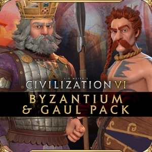 Civilization 6 Byzantium and Gaul Pack