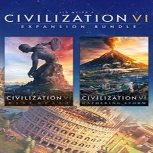 Civilization 6 Expansion Bundle