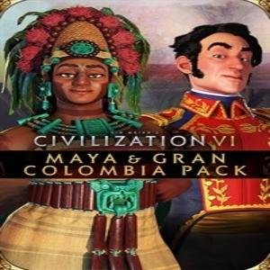 Civilization 6 Maya and Gran Colombia Pack