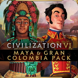 Buy Civilization 6 Maya & Gran Colombia Pack CD Key Compare Prices