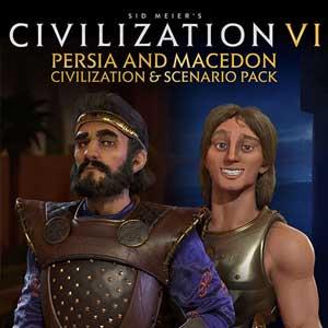 Civilization 6 Persia and Macedon Civilization and Scenario Pack