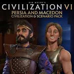 Civilization 6 Persia and Macedon Civilization & Scenario Pack