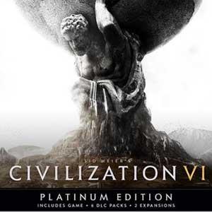 Buy Civilization 6 Platinium Edition CD Key Compare Prices
